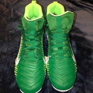 NWOT Nike Alpha Menace Shark 2 Football Cleats